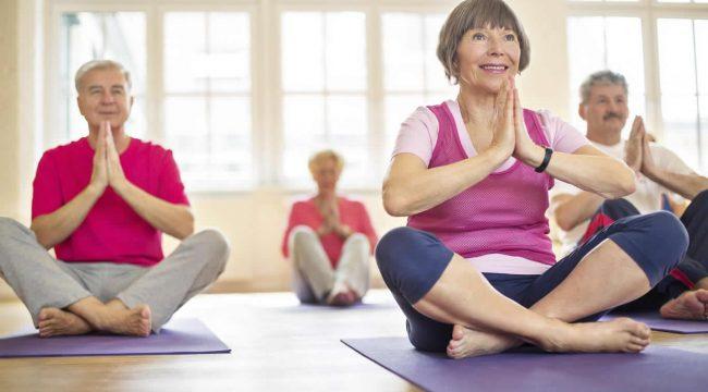 Free classes for senior citizens